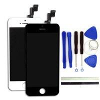 100%新しいaaa用iphone 6 6 s 6プラス6 sプラスlcdディスプレイタッチスクリーン交換用iphone 5 5 s 5c電話部品送料無料でツール