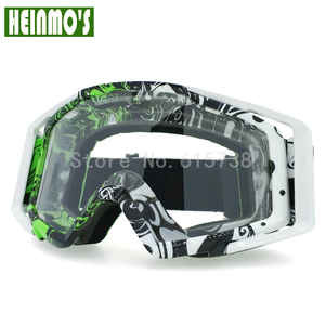 Newest Colorful Vintage UV Protection Off Road Motocross Goggles Glasses For Motorcycle Dirt Bike