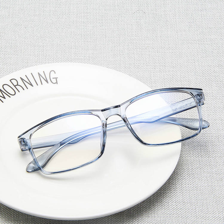 2019 New Cute Fake Glasses For Women Eyeglasses Fashion Clear Glasses Frame Pink Transparent Eye Glasses Frames For Women