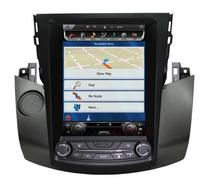 10.4 tesla style vertical screen android 6.0 Quad core Car GPS radio Navigation for Toyota RAV4 2006 2012