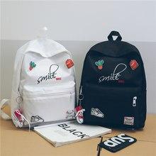 6fa722cb8fca Милые Обувь для девочек Школьные ранцы детская школьная сумка для отдыха в  Корейском стиле рюкзак Повседневное модные Сумки для .