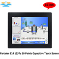 Partaker Z14 2MM Ultra Thin 10 Points Capacitive Touch Screen PC With C1037U