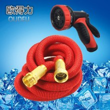ALL NEW 2017 Garden Hose Expandable Hose with 10 Pattern Garden Water Gun High Pressure magic Expanding Garden hose