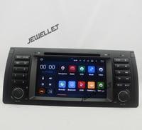 quad core Android 9.0 Car DVD GPS radio Navigation for BMW 5 Series M5 E39 X5 E53 Land Rover Range Rover