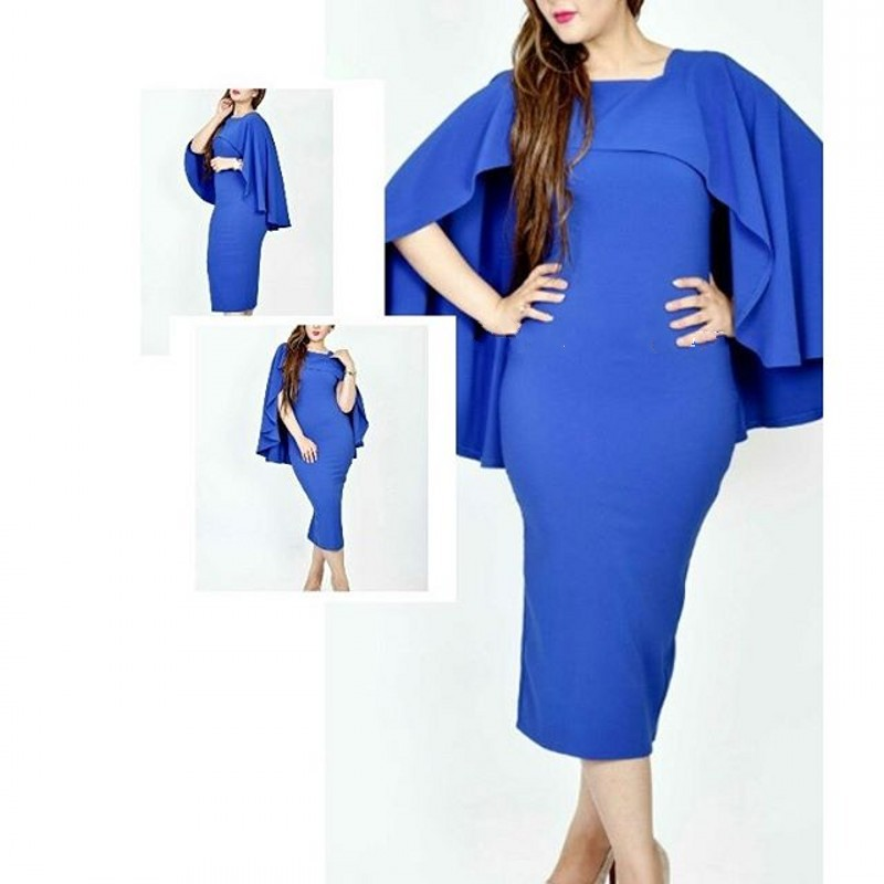 Plus Size Cocktail Dresses Knee Length 8