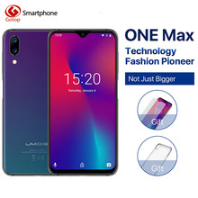 "Umidigi One Max 4G RAM 128GB ROM 6.3""Mobile phone Helio P23 Octa Core Android 8.1 12MP+5MP Dual Cam wireless charge Cell phone(China)"