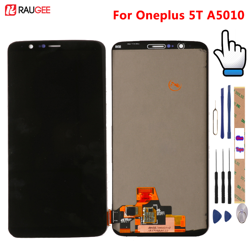 For Oneplus 5T LCD Display Touch Screen 100% New Tested Good 6.01 Digitizer Assembly Replacement Accessory For One plus 5tFor Oneplus 5T LCD Display Touch Screen 100% New Tested Good 6.01 Digitizer Assembly Replacement Accessory For One plus 5t