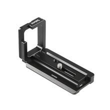 Meking for Fuji XT-1 Sony A6000 A6300 A7II Tripod Monopod Accessories L Shape Metal Quick Release Plate Vertical Bracket