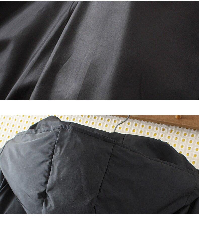 Chaud À Manteau As023 Gray Hiver Outwear Rembourré Long Vestes Capuche Femmes Automne Coton Femme black Épais Pour Veste Looes D'hiver q8OfwTX1x