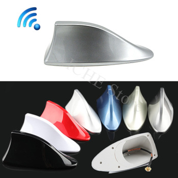 Car fm radio fin antenna toppers Signal amplifier Accessories for BMW e46 e90 e39 e60 e36 f30 f10 m e87 f20 x5 e53 e30 e91 image