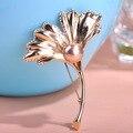 Женщины Сбора Винограда Способа Перлы Хиджаб Булавки Личности Дизайн Хороший Воротник Брошь Букет Masculinos Аксессуары Bijoux Broche Pin