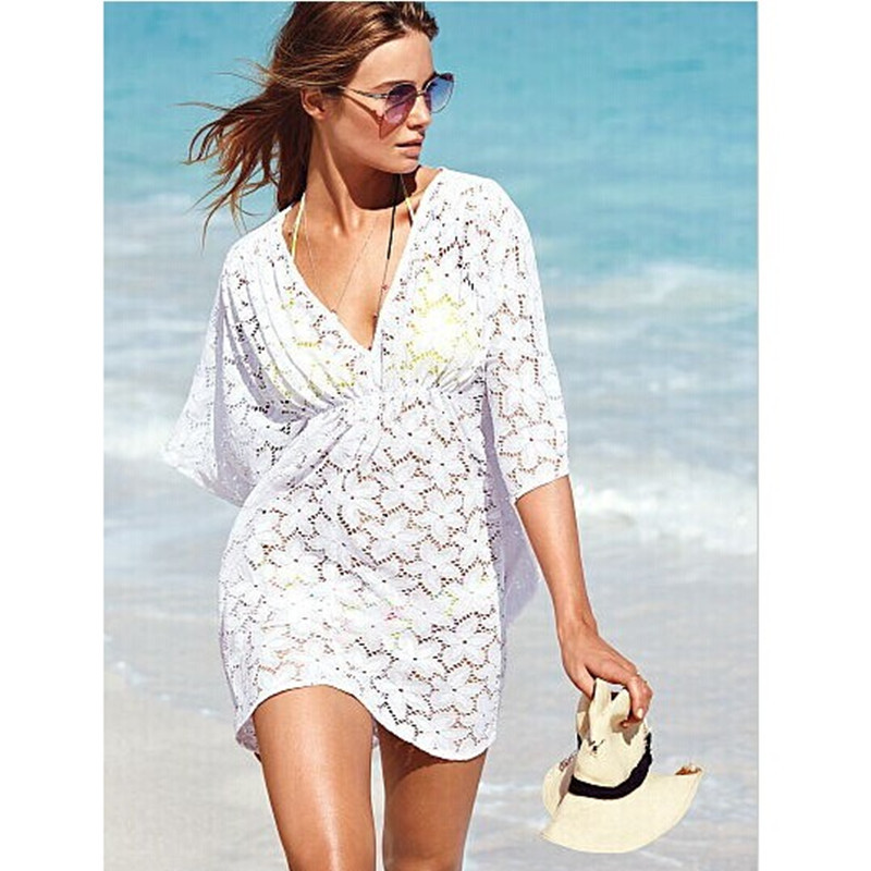 Popular womens swimsuit coverups buy cheap womens swimsuit for Beach shirt cover up