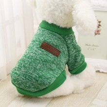 Puppy Dog Winter Warm Cotton Clothes Pet Cat Jacket Coat Hoodies Sweater Pet Big Size Clothing