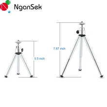 Mini Mobile Phone Camera Tripod Stand