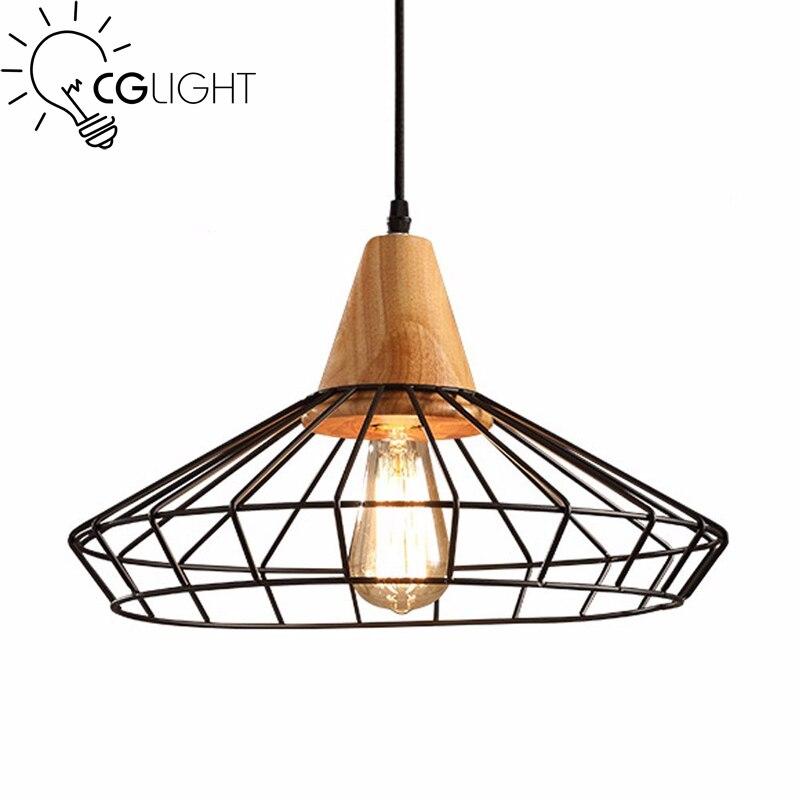 Creative modern Nordic Pendant Lights original Wood light Living Room Restaurant Wooden Art Minimalist hanging Lamp - MM Lighting Factory store