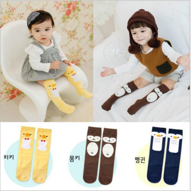 1 Pares Sencillo Vida Calcetines Socks Antideslizantes para Bebe Reci/én Nacido Ni/ñas Ni/ños con Dise/ño de Animales de Dibujos Animados Imprimir Baby Socks Slipper Shoes Boots