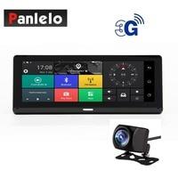 Panlelo 784 Car GPS Navigation On Dash Camera DVR 7.84 Android System 3G/4G Network Quad Core 1GB RAM 16GB ROM Reverse Camera
