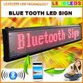 Bluetooth программируемый прокрутки новости светодиодные рекламные табло, увеличить свой бизнес реклама вещания 24 часа в сутки