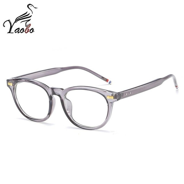 1e634800f0 Clearance Vintage Optical Glasses Frame Retro Oval Eyeglasses Clear Glass  Women Men Spectacle Eyewear Frames oculos