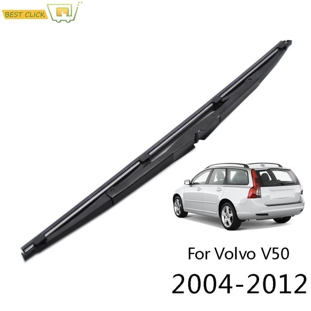 Misima Windshield Windscreen Wiper Blade For Volvo V50 Wagon 2004 - 2012 Rear Window Wiper 2005 2006 2007 2008 2009 2010 2011