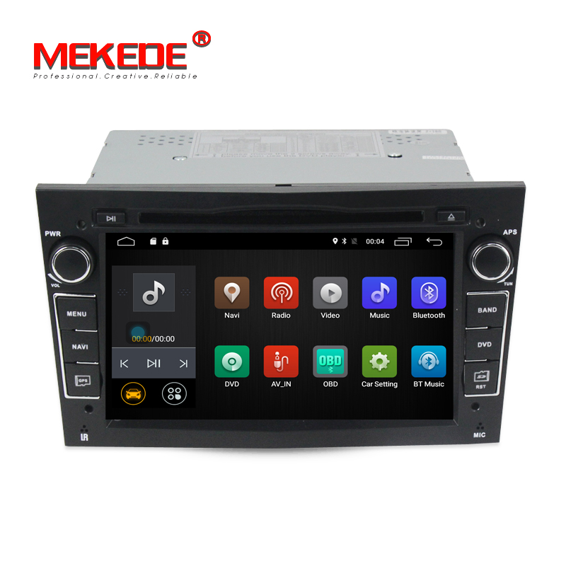 free shipping quad core android 7 1 car dvd radio stereo. Black Bedroom Furniture Sets. Home Design Ideas