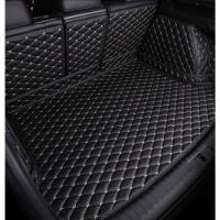 Custom Car Trunk Mat for Haval H6 H9 H2 H5 H2S H3 HI H7 H7L H8 Accessories Car Cargo Boot Liner Rear Trunk Mat Floor Tray