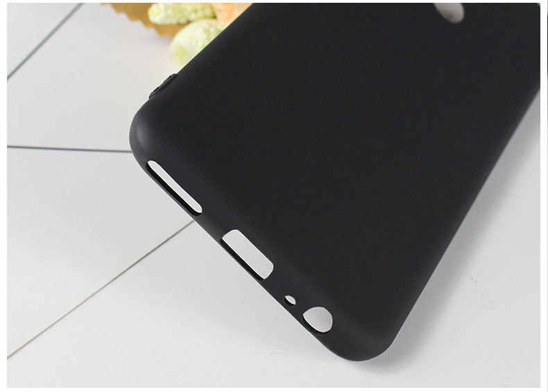 Matte TPU Phone Case For Huawei P20 Mate 10 Lite Pro P10 P8 P9 Lite 2017 Y9 2018 Nova 3e Enjoy 8 Plus For Honor 9 8 Lite Cover