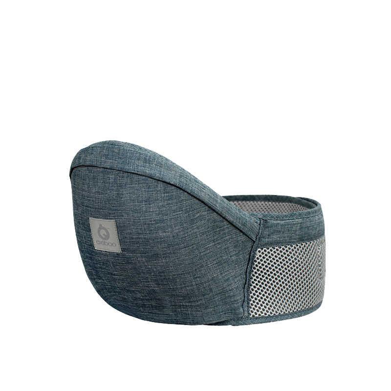 Portabebés cintura taburete Walkers bebé cabestrillo sostener la cintura cinturón mochila cinturón de seguridad para niños asiento de cadera infantil