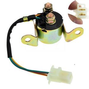 Cyleto Starter Solenoid Relay for SUZUKI VS750 INTRUDER 750 1988 1989 1990 1991