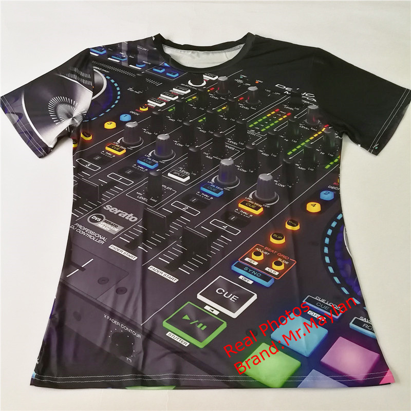 Men's Costumes Hot Sale Sound Activated Led Cotton T Shirt Light Up And Down Flashing Equalizer El T-shirt Men For Rock Disco Party Dj Top Tee Outstanding Features Costumes & Accessories