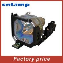 Snlamp compatible Projector lamp ELPLP10 V13H010L10 fit for EMP 500 EMP 700