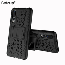 For Cover Huawei P20 Pro Case P20 Pro Cover Hard PC Silicone Protetive Phone Case For Huawei P20 Pro Cover For P20 Pro case