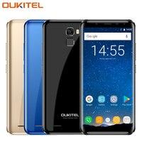 Original Oukitel K5000 Cell Phone 5 7inch HD 4GB RAM 64GB ROM MTK6750 Octa Core Android