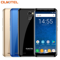 Original Oukitel K5000 Cell Phone 5 7inch HD 4GB RAM 64GB ROM MTK6750 Octa Core Android