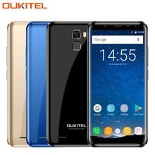 Оригинальный Oukitel K5000 сотовый телефон 5.7 дюйма HD 4 ГБ Оперативная память 64 ГБ Встроенная память mtk6750 Octa core android 7.0 5000 мАч 21.0mp отпечатков пальцев smartp