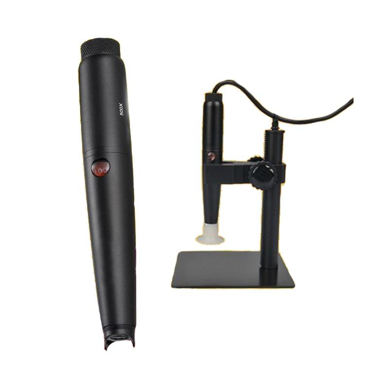 Cyfrowy mikroskop Supereyes Pen B008 Sprzęt 5.0M pikseli 500X Zoom - Przyrządy pomiarowe - Zdjęcie 5