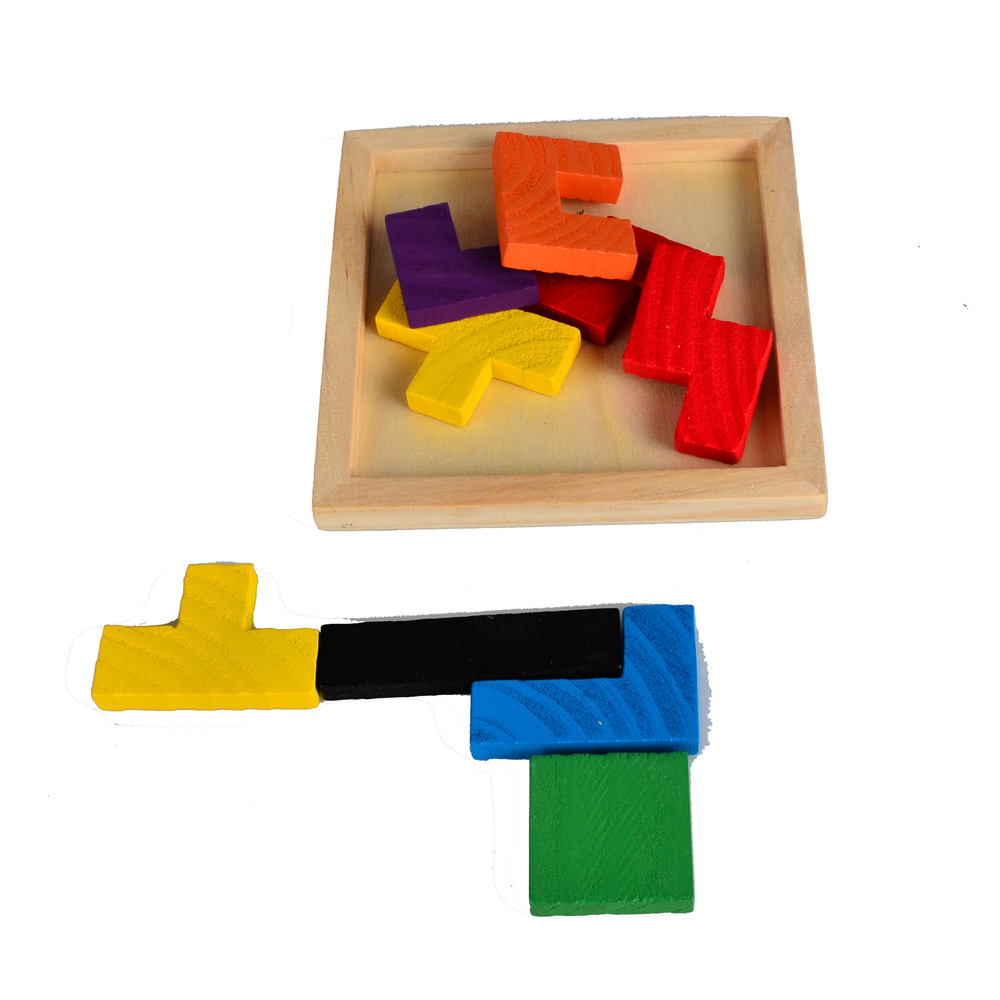 Aliexpress.com : Buy BOHS Wooden Tangram Brain Teaser