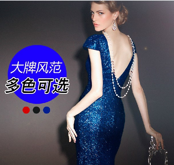 free shipping robe de soiree 2018 new fashion sexy cheap vestido de festa short paillette prom gown Party bridesmaid dresses in Bridesmaid Dresses from Weddings Events