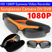 New Cool Trend Out of doors HD 1080P Digital Sun shades Digicam Automotive Driving Polarized Sun shades with Digicam Good Glasses Mini DV