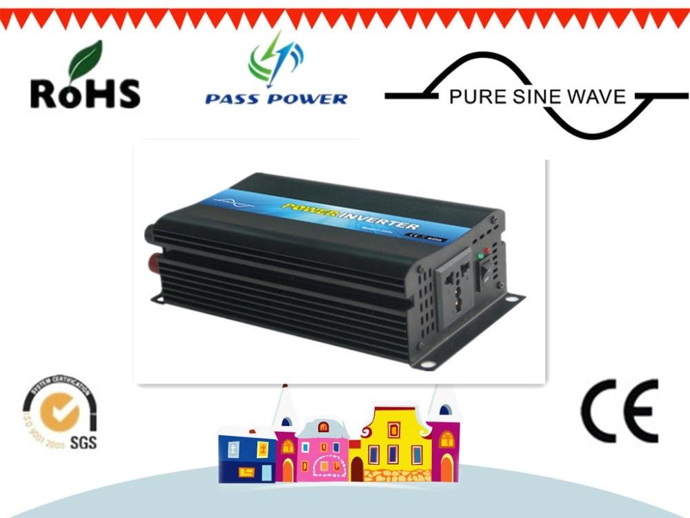 Manufacturer Direct Selling Pure Sine Wave Inverter 300w DC 24V TO AC 230V ,one year warranty solar inverter 300w 12vdc 110vac manufacturer selling one year warranty