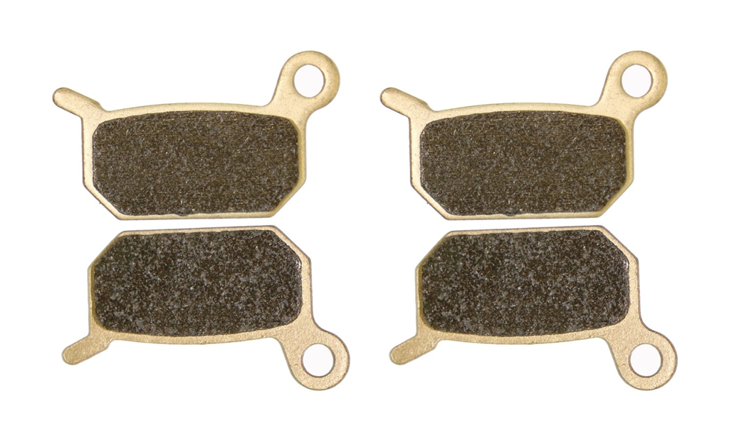 Brake Pad set fit for KTM Dirt SX50 SX 50 ProSenior LC 2004 2005 2006 2007 2008 2009 2010 2011 2012 2013 2014 2015 sintered brake pad set for honda 1000 xl a4 va4 9 varadero xl1000 2004 2005 2006 2007 2008 2009 2010 2011