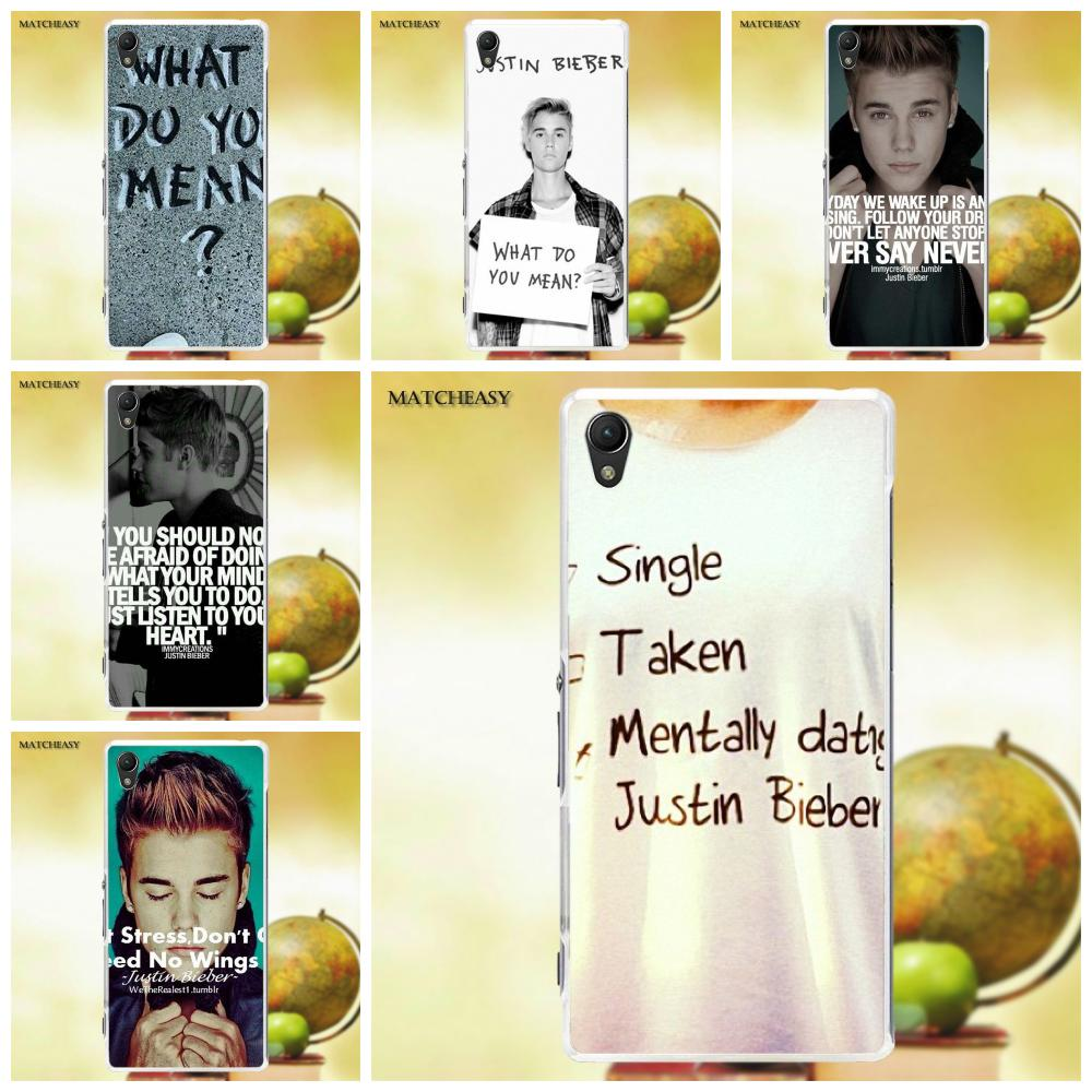 Buy bieber quotes and get free shipping on AliExpress.com