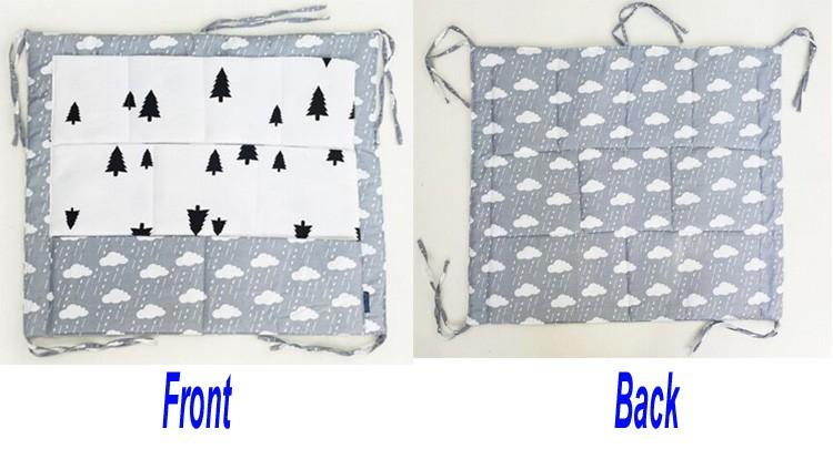 Cloud Baby Bed Hanging Bag details