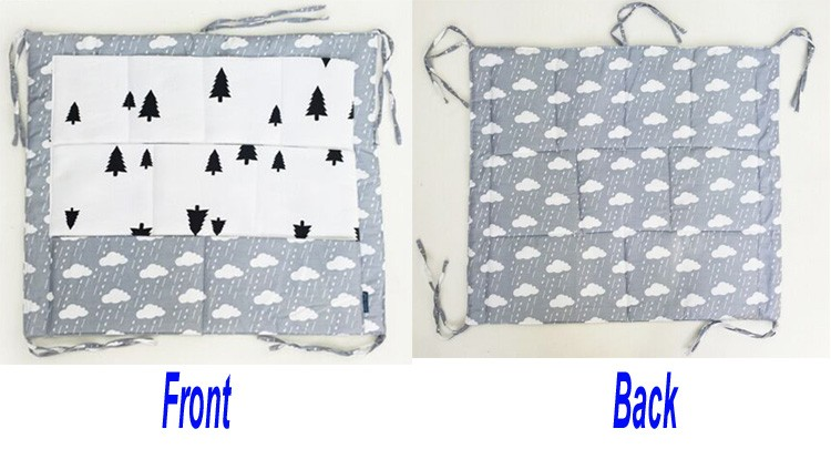 Cloud Baby Bed Hanging Bag details