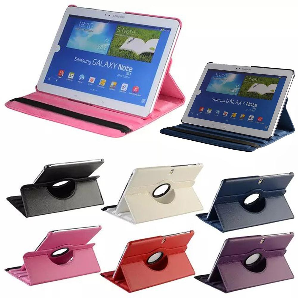 купить Flip PU Leather Stand Case 360 Degree Tablet Smart Cover For Samsung Galaxy Tab Pro 10.1 T520 T521 T525 SM-T525 Case #Q по цене 509.98 рублей