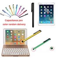 Hot Teclado Sem Fio Bluetooth Integrado 3.0 Inteligente Caso com Protetor de Tela Film + Stylus Pen para iPad Pro 9.7