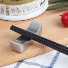 Палочки для еды из нержавеющей стали, подставка для хранения, hashi Chop палочки, палочки для еды, китайский стиль, подарок, кухонная посуда