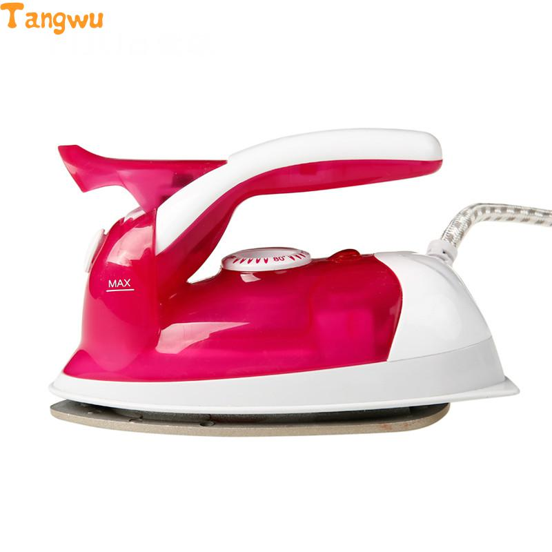 Free shipping Parts new electric irons for household mini steam ironing small portable travel travel abroad electric iron NEW free shipping new electric iron steam temperature five super luxury household mini handheld irons electric irons