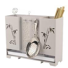 Кухонный стеллаж для хранения сушки посуды ложка палочки вилка Ножи кухонный Органайзер сушилка Органайзер