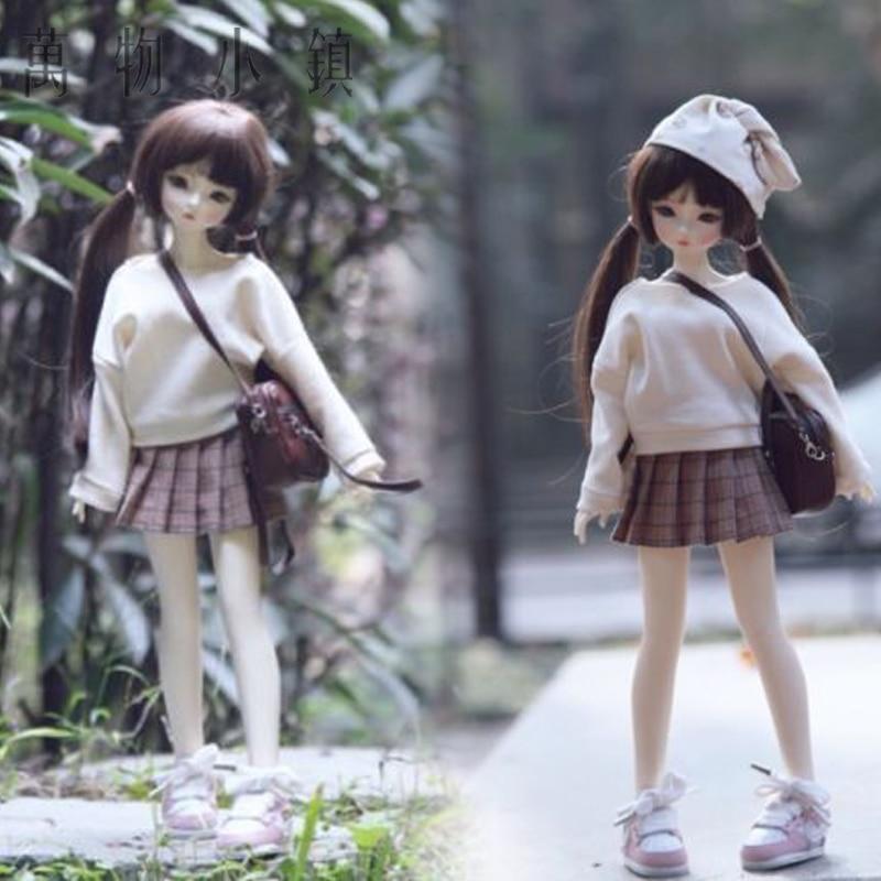 New Simulation Lovely Black Camera BJD 1//4 1//6 Blythe Azone MDD Doll Accessories